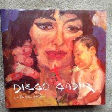 Libros de segunda mano: DIEGO GADIR. LA FE DEL ANIMAL. EXPOSICIÓN. BARCELONA. 1999. Lote 52411651