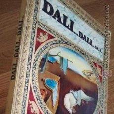 Libros de segunda mano: DALI DALI DALI... / MAX GERARD / EDITORIAL GALAXIS. 1ª EDICIÓN.. Lote 35038562