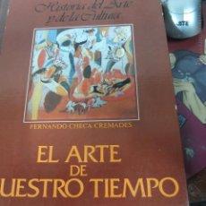 Libros de segunda mano: EL ARTE DE NUESTRO TIEMPO-FERNANDO CHECA CREMADES-Nº 35 -45PG. 60 DIAPOSITIVAS. Lote 52638539