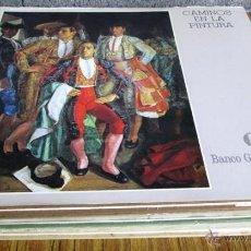 Libros de segunda mano: 4 TOMOS COMPLETA - CAMINOS EN LA PINTURA - POR JOSÉ Mª DONOSTY . Lote 52696196