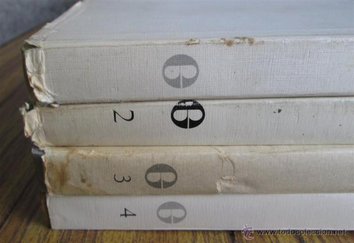 Libros de segunda mano: 4 tomos completa - CAMINOS EN LA PINTURA - por José Mª Donosty - Foto 3 - 52696196