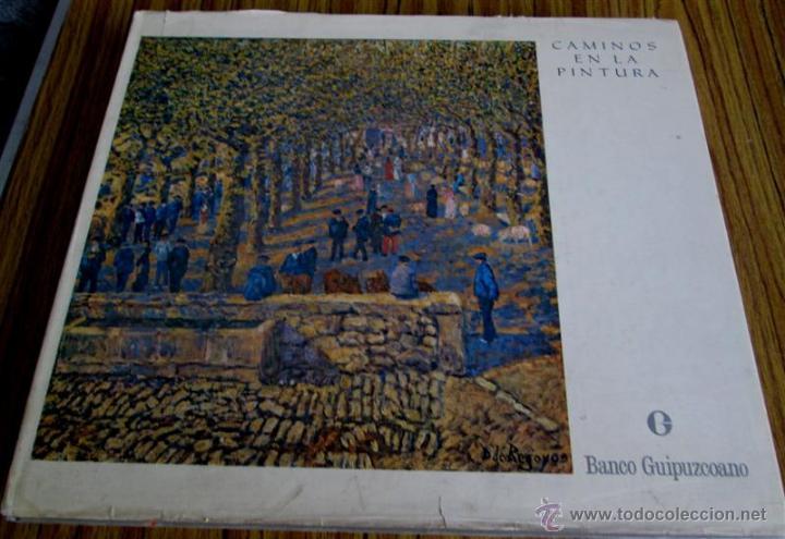 Libros de segunda mano: 4 tomos completa - CAMINOS EN LA PINTURA - por José Mª Donosty - Foto 4 - 52696196