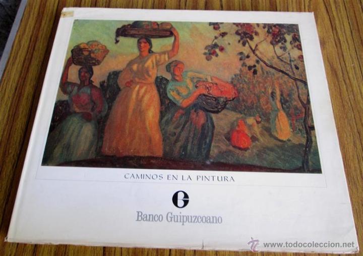 Libros de segunda mano: 4 tomos completa - CAMINOS EN LA PINTURA - por José Mª Donosty - Foto 5 - 52696196