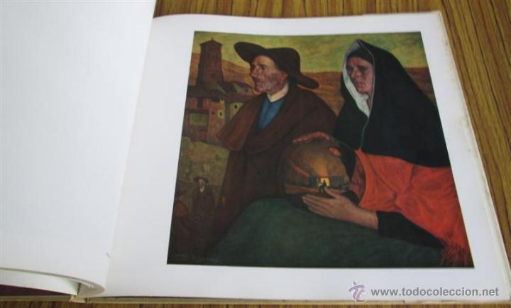 Libros de segunda mano: 4 tomos completa - CAMINOS EN LA PINTURA - por José Mª Donosty - Foto 8 - 52696196