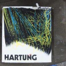 Libros de segunda mano: HARTUNG-357PG. Lote 52742076