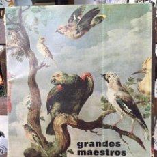 Libros de segunda mano: GRANDES MAESTROS DE LA PINTURA DECORATIVA. OCTAVIO APARACIO. EDIT. OFFO. MADRID. 1971. LEER.. Lote 52853624