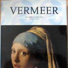 Libros de segunda mano: VERMEER (TASCHEN 25. ANIVERSARIO). Lote 52914556