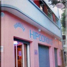 Libros de segunda mano: LA PANADERIA HIPODROMO. 1994-2002. (ARTE ACTUAL MEXICANO). ED. TURNER. NUEVO. Lote 190428822
