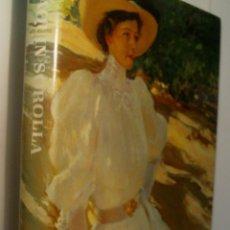 Libros de segunda mano: JOAQUIN SOROLLA Y BASTIDA. PEEL EDMUNDO (COORDINADOR) 1990. Lote 53096285
