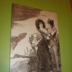 Libros de segunda mano: GOYA. LOS CAPRICHOS CENTRAL HISPANO 1994. Lote 53258877