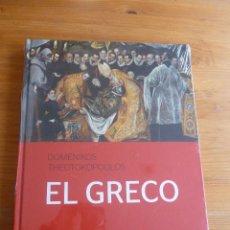 Libros de segunda mano: DOMENIKOS THEOTOKOPOULOS. EL GRECO. ED. MAPFRE. ¡PRECINTADO!. Lote 53314055