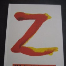 Libros de segunda mano: IX EXPOSICION INTERNACIONAL DE ACUARELA. ZARAGOZA 2008. Lote 53389635