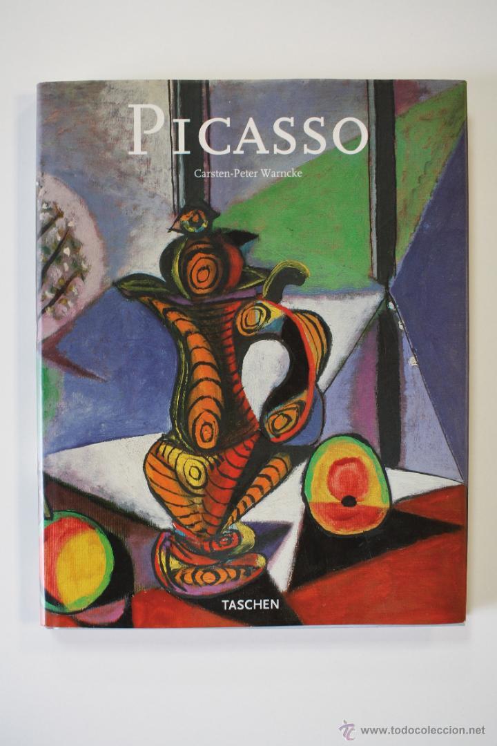 PICASSO. CARSTEN-PETER WARNCKE (BIG SERIES ART). EDITORIAL TASCHEN (Libros de Segunda Mano - Bellas artes, ocio y coleccionismo - Pintura)