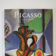 Libros de segunda mano: PICASSO. CARSTEN-PETER WARNCKE (BIG SERIES ART). EDITORIAL TASCHEN . Lote 53839457
