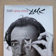 Libros de segunda mano: DALI 1904 2004. Lote 53990454