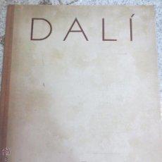 Libros de segunda mano: SALVADOR DALÍ JUAN ANTONIO GAYA NUÑO EDIT OMEGA AÑO 1950. Lote 54098022