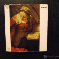 Libros de segunda mano: REMBRANDT, ALBERT SKIRA, 1957. Lote 54425061