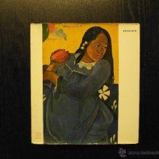 Libros de segunda mano: GAUGHIN, ALBERT SKIRA. Lote 54494619
