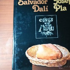 Libros de segunda mano: SALVADOR DALÍ / JOSEP PLA. OBRES DE MUSEU.. Lote 54495449