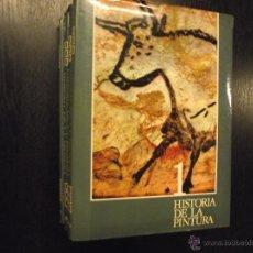 Libros de segunda mano: HISTORIA DE LA PINTURA, ASURI EDICIONES, 1989. Lote 54497765