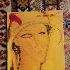 Libros de segunda mano: MODIGLIANI. GIORGIO CORTENOVA. GIANTI. ART DOSSIER. FIRENZE 1994. Lote 54586417