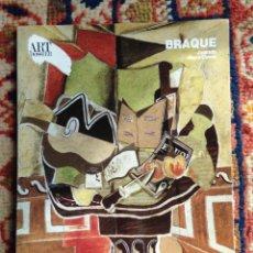 Libros de segunda mano: BRAQUE. JOLANDA NEGRO. ART DOSSIER. GIUNTI. FIRENZE. 1994. Lote 54586533