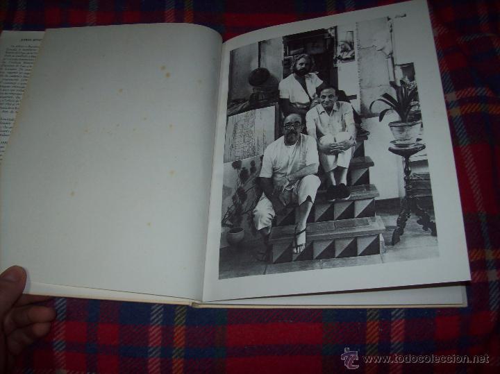 Libros de segunda mano: CASADEMONT.J. BENET / J. IRIARTE.DEDICATÒRIA I FIRMA ORIGINAL DEL PINTOR FRANCESC DASSÍS CASADEMONT - Foto 3 - 54622580