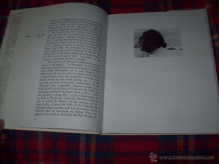 Libros de segunda mano: CASADEMONT.J. BENET / J. IRIARTE.DEDICATÒRIA I FIRMA ORIGINAL DEL PINTOR FRANCESC DASSÍS CASADEMONT - Foto 7 - 54622580