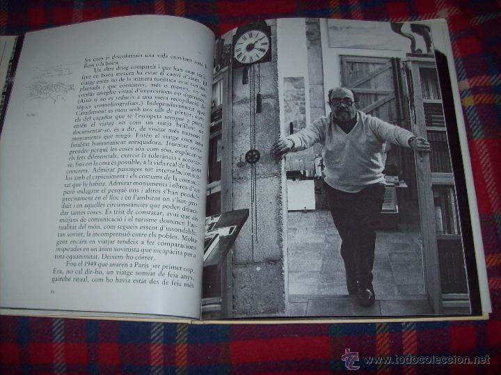 Libros de segunda mano: CASADEMONT.J. BENET / J. IRIARTE.DEDICATÒRIA I FIRMA ORIGINAL DEL PINTOR FRANCESC DASSÍS CASADEMONT - Foto 13 - 54622580