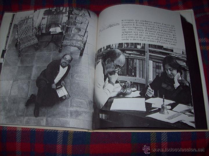 Libros de segunda mano: CASADEMONT.J. BENET / J. IRIARTE.DEDICATÒRIA I FIRMA ORIGINAL DEL PINTOR FRANCESC DASSÍS CASADEMONT - Foto 14 - 54622580