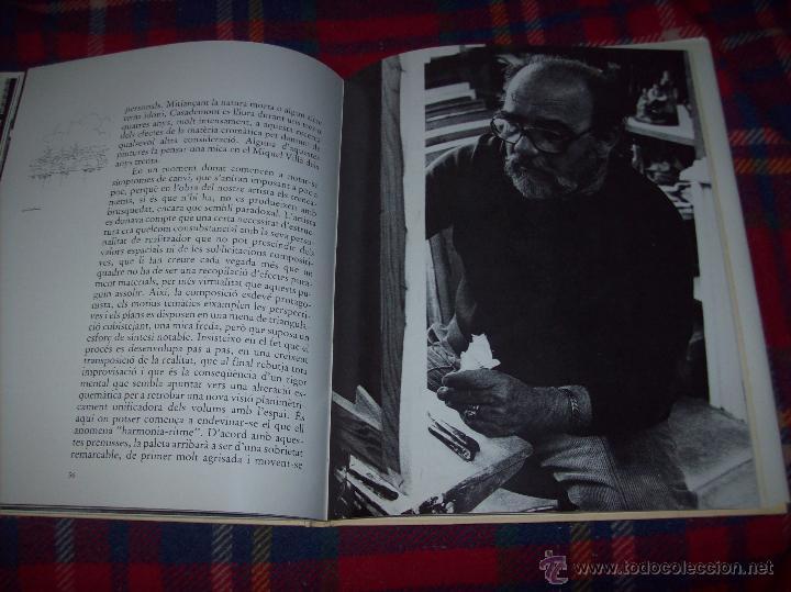 Libros de segunda mano: CASADEMONT.J. BENET / J. IRIARTE.DEDICATÒRIA I FIRMA ORIGINAL DEL PINTOR FRANCESC DASSÍS CASADEMONT - Foto 16 - 54622580