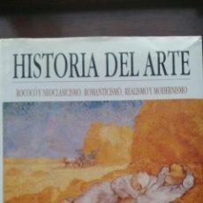 Libros de segunda mano: HISTORIA DEL ARTE N 6 INSTITUTO GALLACH. Lote 54624701