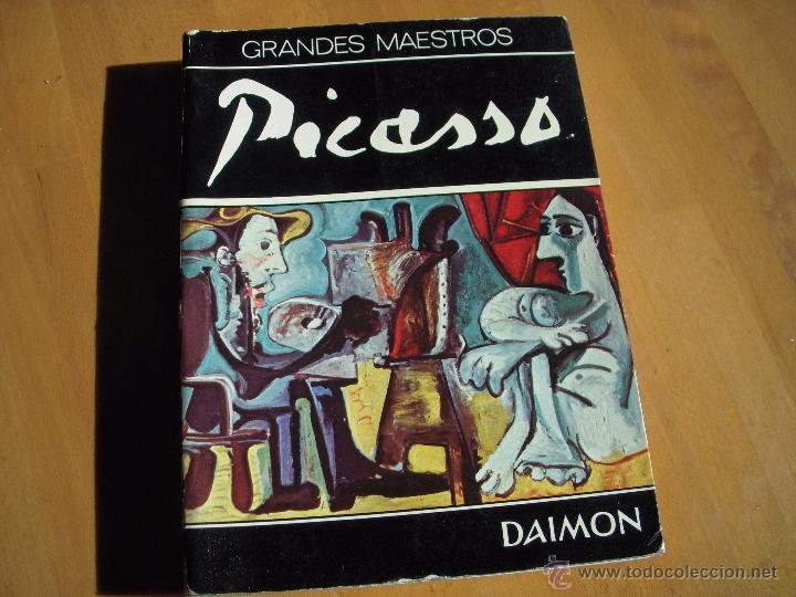 GRANDES MAESTROS PICASSO (Libros de Segunda Mano - Bellas artes, ocio y coleccionismo - Pintura)