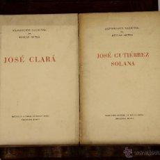 Libros de segunda mano: 2596 - EXPOSICIÓN NACIONAL DE BELLAS ARTES. VV. AA.(VER DESCRIP). D. G. BELLAS ARTES. 1960.. Lote 52151560
