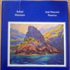 Libros de segunda mano: JOAN RULLAN . LA FUERZA DE LA NATURALEZA MALLORCA 1992. Lote 54802335