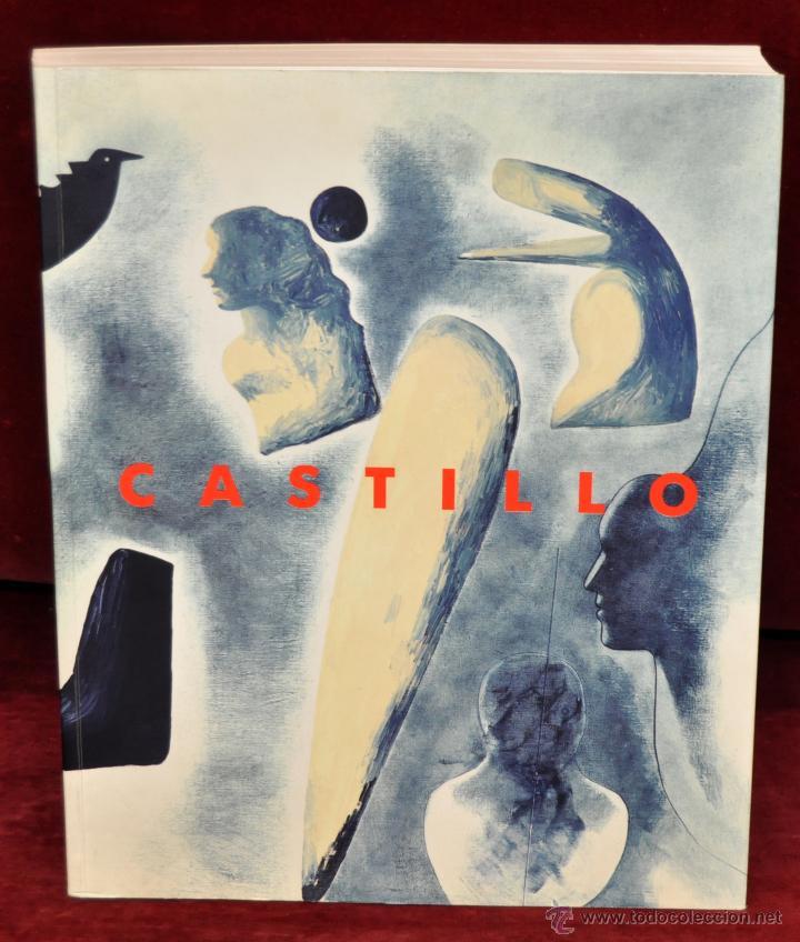 LIBRO DE JORGE CASTILLO. PALAU DE LA VIRREINA. SETEMBRE-OCTUBRE AÑO 1990 (Libros de Segunda Mano - Bellas artes, ocio y coleccionismo - Pintura)