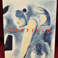 Libros de segunda mano: LIBRO DE JORGE CASTILLO. PALAU DE LA VIRREINA. SETEMBRE-OCTUBRE AÑO 1990. Lote 55093285