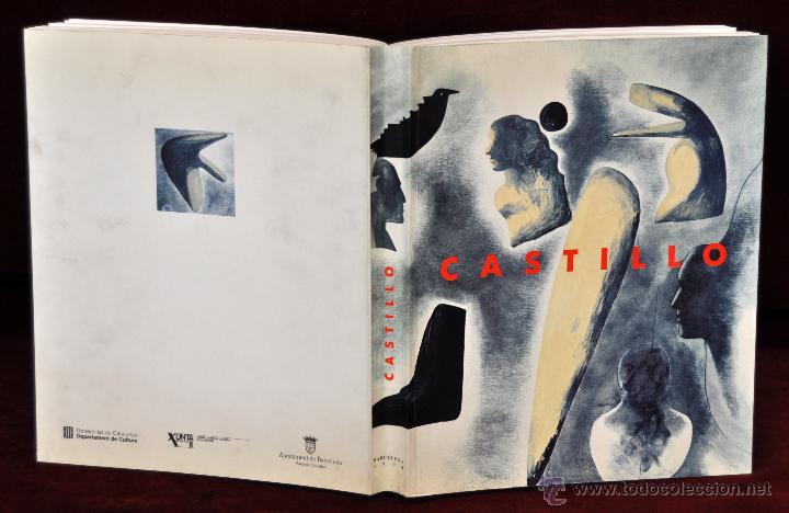 Libros de segunda mano: LIBRO DE JORGE CASTILLO. PALAU DE LA VIRREINA. SETEMBRE-OCTUBRE AÑO 1990 - Foto 5 - 55093285