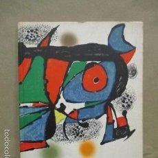 Libros de segunda mano: OBRA DE JOAN MIRÓ, FUNDACIÓ JOAN MIRÓ, 1979 . Lote 55386811