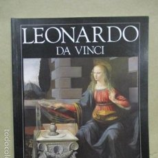 Libros de segunda mano: LEONARDO DA VINCI - SCALA - (VER FOTOS). Lote 55588529