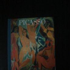 Libros de segunda mano: PICASSO, 1881-1914. UNIDAD EDITORIAL (BIBLIOTECA EL MUNDO), 2005. . Lote 55694790