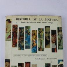 Libros de segunda mano: L-755 HISTORIA DE LA PINTURA POR H.W. JANSON Y DORA JANE JANSON. ED. LABOR 1959. Lote 55701402