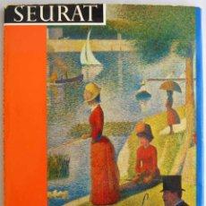 Libros de segunda mano: SEURAT - L. ZAHN. Lote 56229011