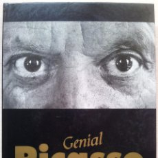 Libros de segunda mano: GENIAL PICASSO. Lote 56287190