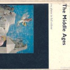 Libros de segunda mano: THE MIDDLE AGES. DE P. FRANCASTEL. HISTORIA DE LA PINTURA ( EN INGLÉS ). Lote 56488846