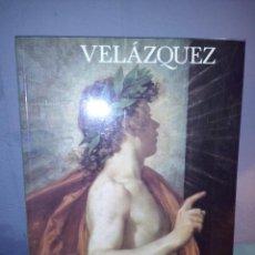 Libros de segunda mano: CATALOGO VELAZQUEZ MUSEO DEL PRADO 1990 467 PAG MINISTERIO DE CULTURA. Lote 104283219