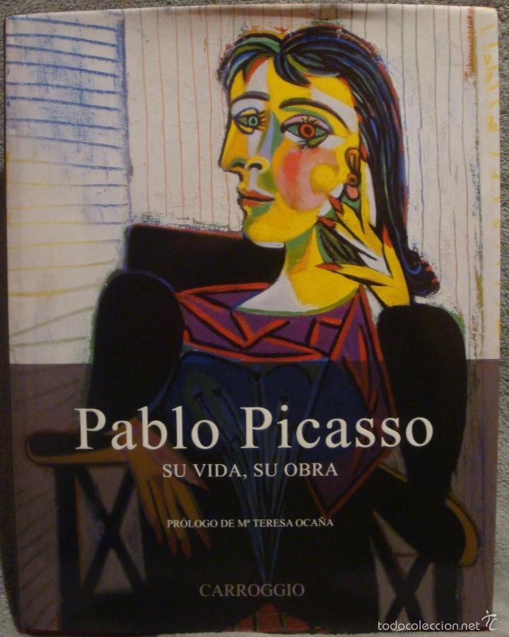 Preferência pablo picasso su vida su obra - Comprar Libros de pintura en  RX31