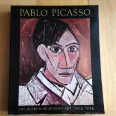 Libros de segunda mano: PABLO PICASSO. MUSEUM MODERN ART NEW YORK. POLIGRAFA SA. 1980. Lote 56933414
