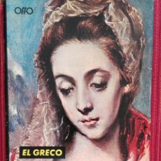 Libros de segunda mano: EL GRECO. ESTUDIO BIOGRÁFICO Y CRÍTICO. SÁNCHEZ DE PALACIOS, MARIANO. Lote 57166700