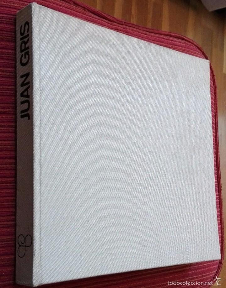 JUAN GRIS. GAYA NUÑO, JUAN ANTONIO. (Libros de Segunda Mano - Bellas artes, ocio y coleccionismo - Pintura)